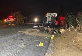 Idoso é assassinado com quatro tiros na cabeça em rodovia na Paraíba