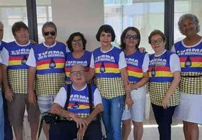 Após 50 anos, colegas de escola se reencontram para confraternização em João Pessoa