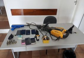 Operação prende grupo suspeito de explosões a bancos e homicídios, na PB