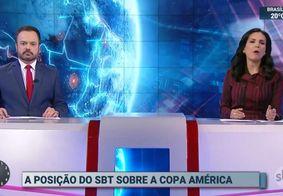 Encerramento do SBT Brasil
