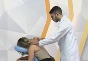 Conheça o projeto que oferece massagem de graça