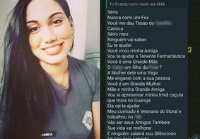 Policial acusa tenente de assédio sexual