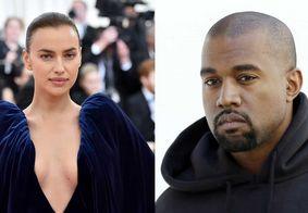 Fotos suspeitas sugerem namoro entre Irina Shayk e Kanye West; saiba mais