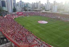 Após partida ser adiada duas vezes, Botafogo-PB e Náutico se enfrentam nos Aflitos