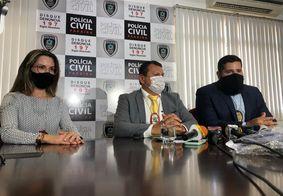 Polícia colhe mais depoimentos do caso Expedito Pereira
