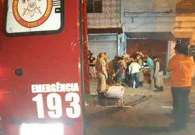 Quatro pessoas pulam de ônibus durante tentativa de assalto e ficam feridas, em JP