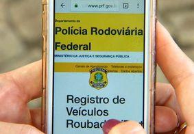 Ferramenta da PRF auxilia na busca por veículos roubados; saiba como usar