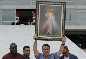 Bolsonaro convoca jejum e pede oração 'pela liberdade' do Brasil