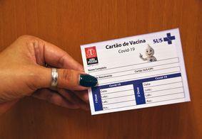 Passaporte da vacina entrou em vigor no último dia 14, na PB