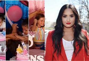 Meme da Maria Antônia e Maria Eduarda vai parar no Instagram de Demi Lovato; confira