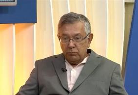 Morre aos 74 anos prefeito de Guarabira, Zenóbio Toscano, após AVC