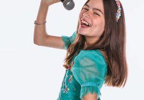Paraibana Laís Menezes canta música de Dominguinhos e passa para a próxima fase do The Voice Kids