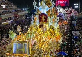 Viradouro é a campeã do carnaval carioca 2020