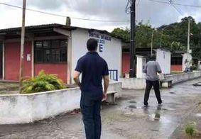 Candidatos se atrasam e são eliminados de concurso do IFPB, em João Pessoa