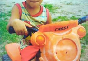 Pai de criança de 4 anos morta em incêndio ainda não enterrou o filho, em João Pessoa