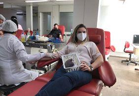 Hemocentro firma parceria com a UFPB para incentivar doação de sangue