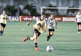 Seleção Argentina treinou no Almeidão