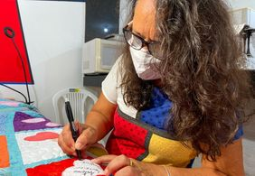 Artesã homenageia profissionais de saúde paraibanos vítimas de Covid-19