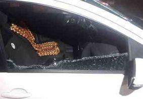 Atirador suspeito de matar taxista passou o dia consumindo bebida alcoólica, diz PM