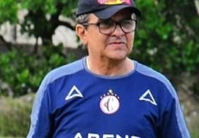 Após derrota, Francisco Diá entrega o cargo e não é mais treinador do Campinense
