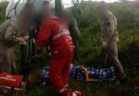 Homem é atingido por raio e sobrevive no Paraná