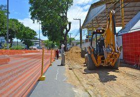 Vídeo: obras na Epitácio Pessoa são iniciadas; veja como avenida deve ficar
