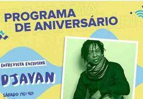 Nova Brasil Maceió celebra um ano com entrevista exclusiva com Djavan