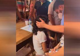 Ministério Público deve apurar agressão a menina no Parque Cabo Branco