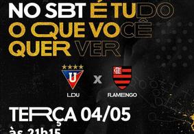 LDU X Flamengo