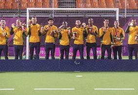 Pela segunda vez, Brasil tem melhor colocação na Paralimpíada