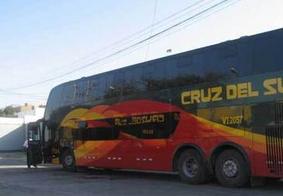 Brasileiros morrem em acidente de ônibus no Peru