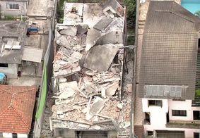 Desabamento de laje deixa feridos na Zona Leste de São Paulo