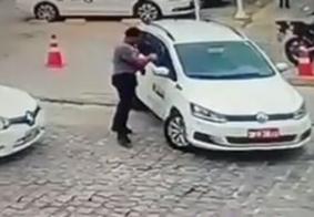 """""""Só diploma dá direito à prisão especial"""", diz advogado sobre suspeito de matar taxista"""