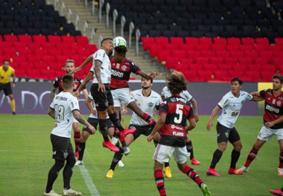 Filipe Luís faz contra e Atlético-MG frustra estreia de Domènec no Flamengo
