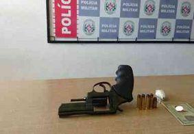 Polícia apreende pela segunda vez adolescente com arma de fogo em João Pessoa