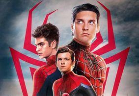 Homem-Aranha 3 terá retorno de Tobey Maguire e Andrew Garfield, afirma site