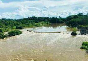 Menina de 12 anos desaparece aos ser arrastada por correnteza em rio da PB