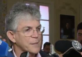 Áudio: Ricardo Coutinho destaca bons índices alcançados por JP e CG no ranking de saneamento