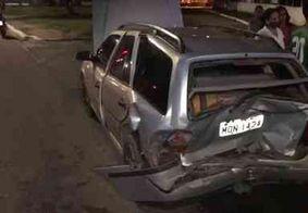 Homem fica ferido ao ser atropelado pelo próprio carro em João Pessoa