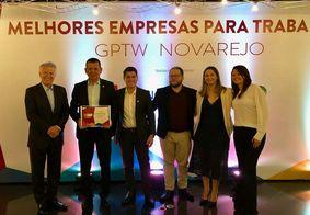 Armazém Paraíba é eleita a 13ª melhor empresa para trabalhar no varejo brasileiro