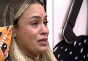 """Sarah chora e desabafa após DR com Rodolfo: """"Fui muito idiota"""""""