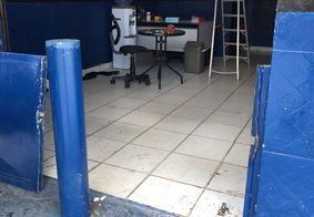 Bandidos invadem loja e levam 100 baterias automotivas em Santa Rita