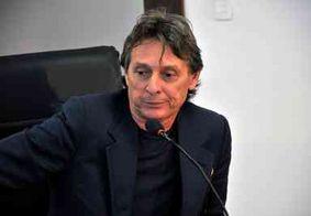 Após prisão, empresário Roberto Santiago divide cela com outro preso no 1ºBPM