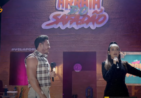 Wesley Safadão e Juliette cantam juntos em live junina
