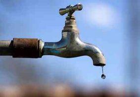 Sete localidades de João Pessoa ficam sem água nesta quinta (17)
