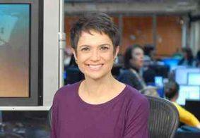 Sandra Annenberg é cotada para substituir Rachel Sheherazade no SBT