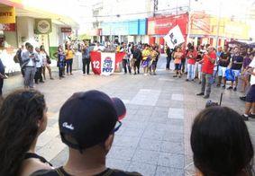 Alagoas: populares continuam com protesto contra o aumento da passagem de ônibus