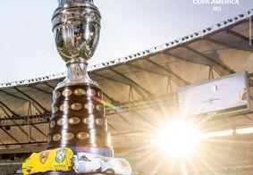Final da Copa América acontece no Maracã