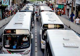 Ônibus que atrasar mais de 30 minutos poderá ser multado em João Pessoa
