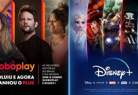 Globoplay fecha parceria com o Disney + para combo exclusivo; veja os valores